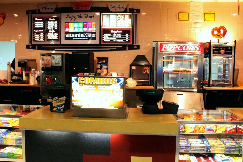 Movie Concession Stand images
