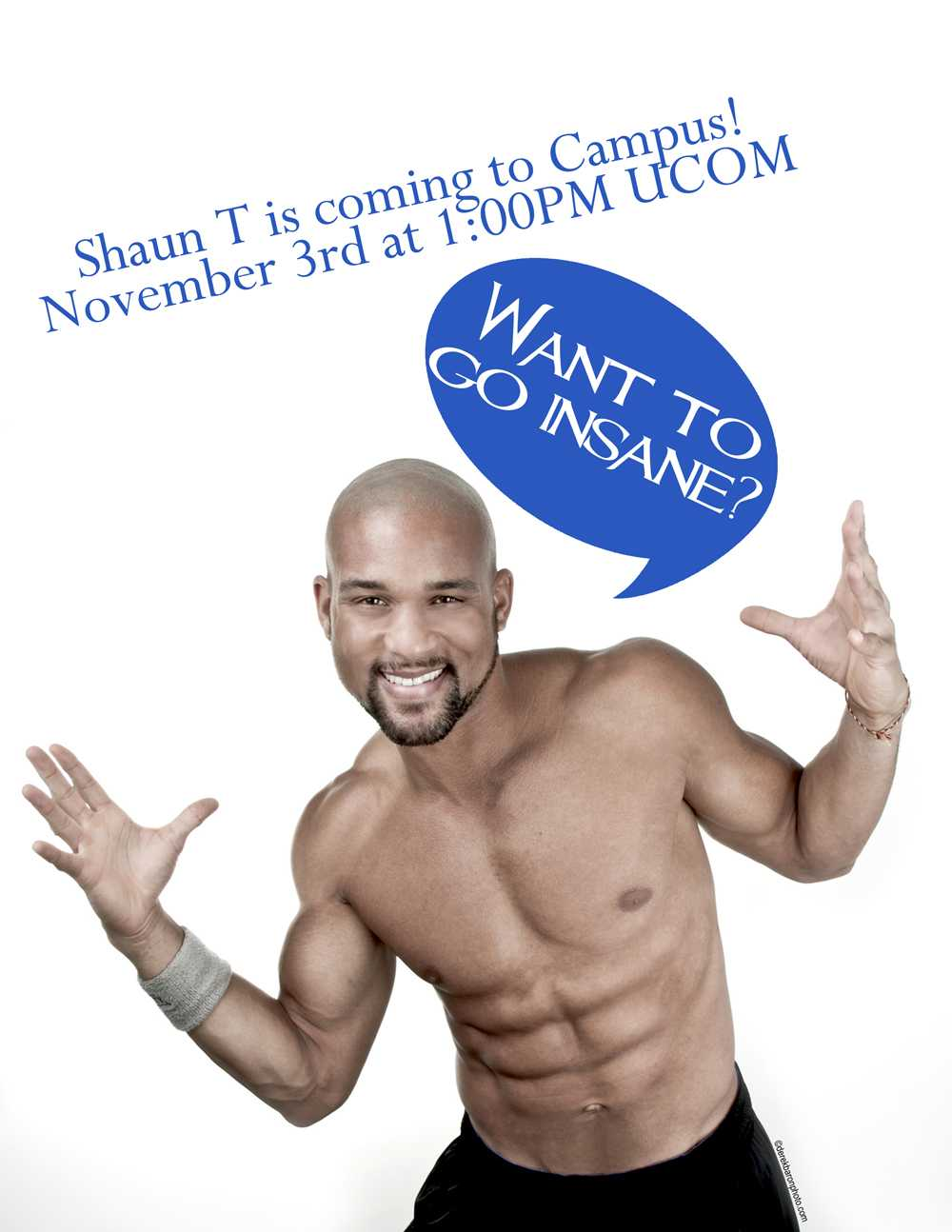 The Beacon : Insanity Workout Creator to Visit Wilkes