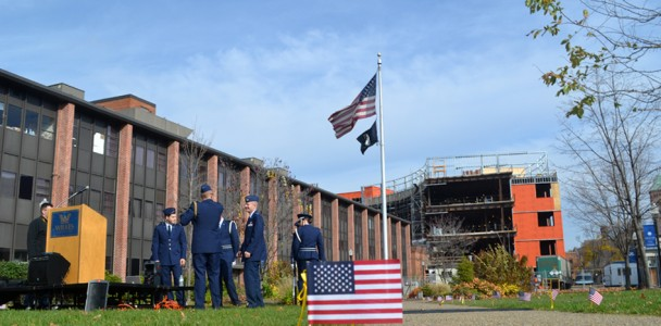 Wilkes University recently announced two initiatives to support veterans in their return to civilian life and ease their transition to higher education.