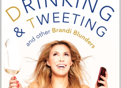 "The Book Report: ""Drinking & Tweeting,"" by Brandi Glanville"