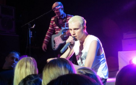 Online Exclusive: Neon Trees takes Wilkes-Barre