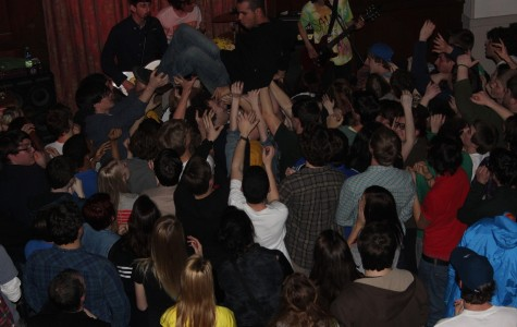 Tigers Jaw play Downtown Arts before hiatus