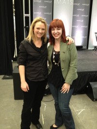 Lane spoke about her work on The Hobbit at this year&#039;s IMATS.