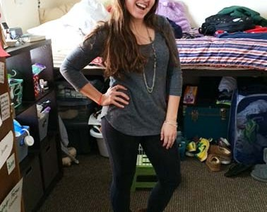 Campus Style: Stylista of the Week-Catie Conte