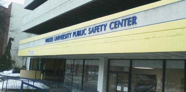 Public Safety assessment leads to questions of safety on Wilkes campus.