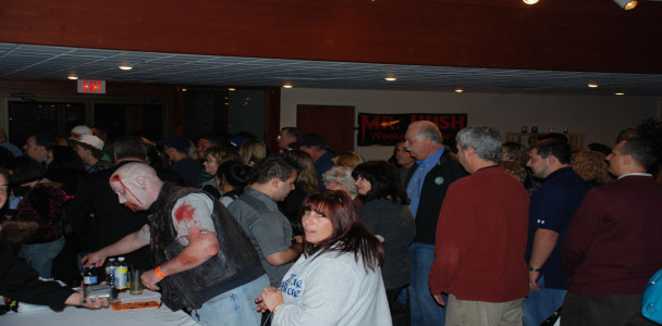 The Woodlands Inn and Resort on state route 309 is rolling out the red carpet as Wilkes-Barre welcomes Mr. Hush's Weekend of Horror to the Wyoming Valley on Sept. 5-7.