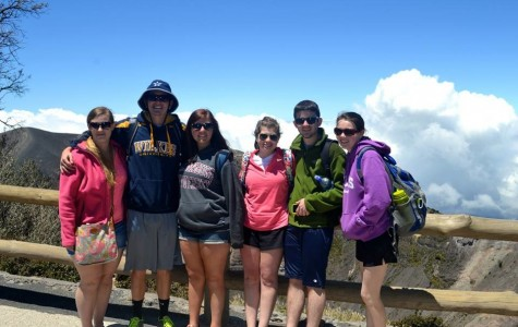 Students travel to Costa Rica on ASB; reflects on experience