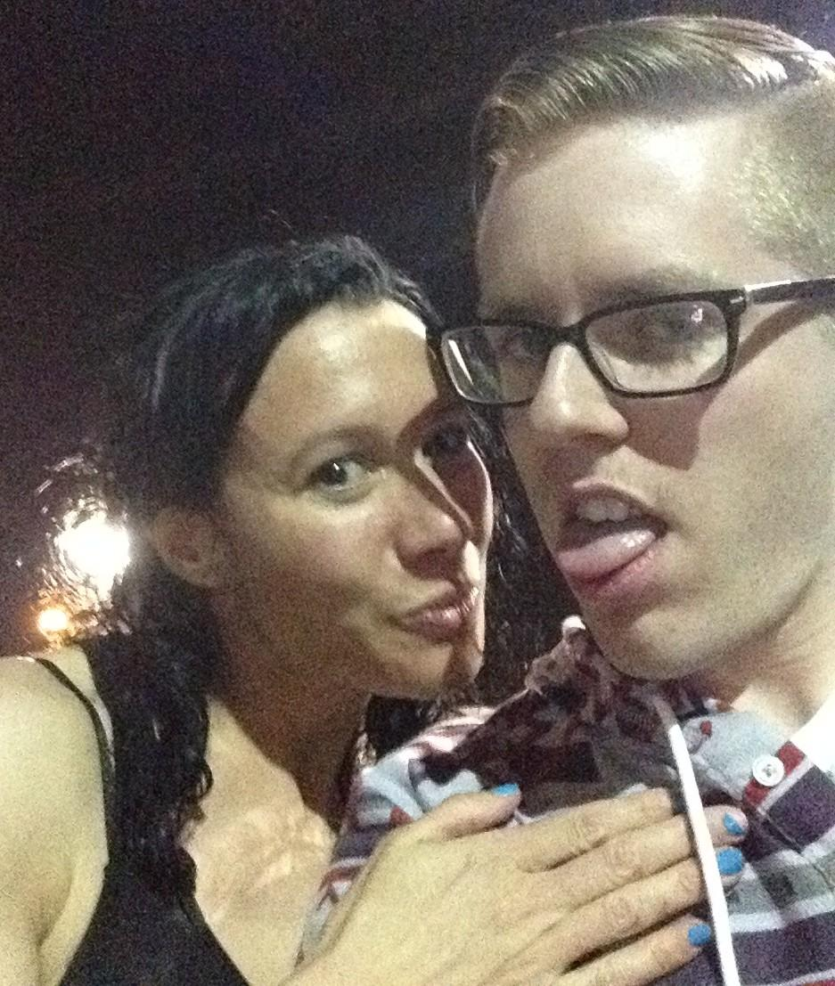 Matt and Kim are forever young