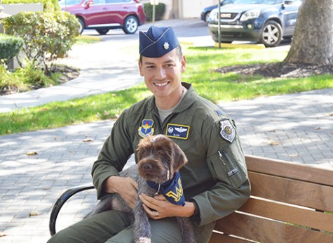 Canine Cadet: Wilkes AFROTC launches new initiative