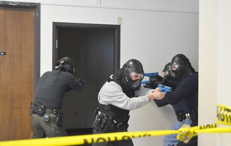 Wilkes Public Safety hosts ALERRT training: Local and university officers prepared for dangers of active shooters near campus