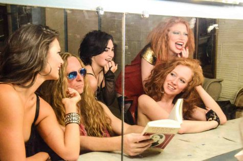 Little Theatre of Wilkes-Barre continues its ROCK OF AGES run