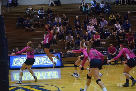 King's travels to Wilkes for breast cancer awareness match