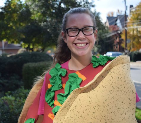 (The Halloween version of) Getting to know… Madison Scarfaro