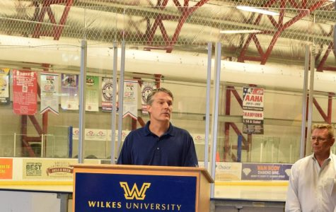 Wilkes hires coaches for new men's and women's ice hockey teams