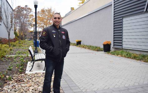 Humans of Wilkes: Angel Salceda