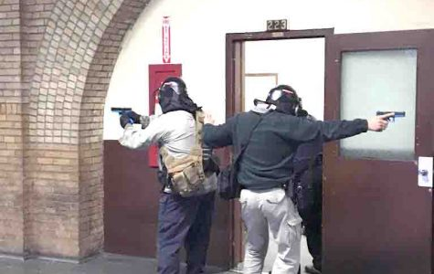 Staying ALERRT: Campus safety take part in active shooter training