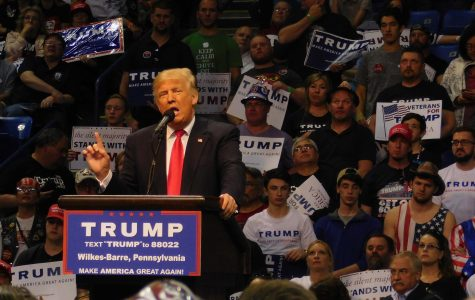 Donald J. Trump named President Elect: House, Senate majority resides with Republicans
