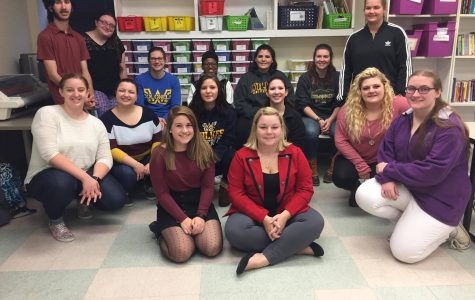 Education Club creates Jared Boxes for CHOP; building spirits at the holidays