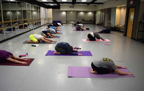 Division of Performing Arts offers new yoga class