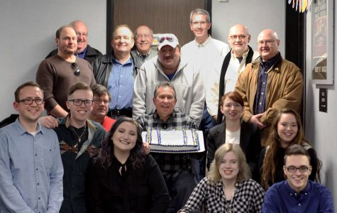 Alumni Return to Celebrate 45 Years of the Campus Radio Station, WCLH