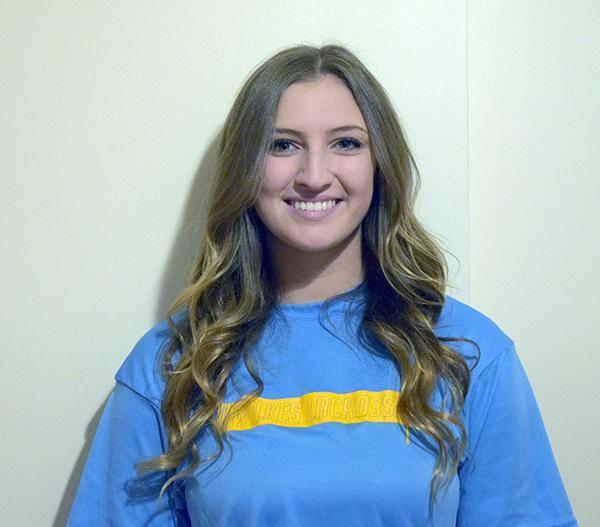 Samantha Lawlor, Junior Lacrosse Player