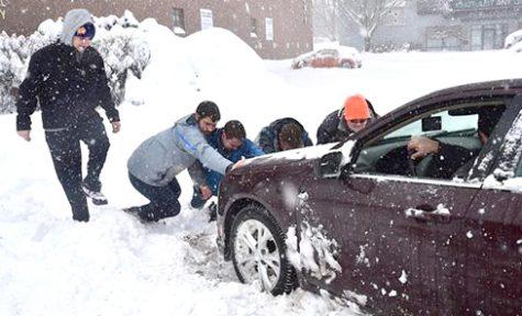 """Good Samaritan"" Wilkes students offer help to residents"