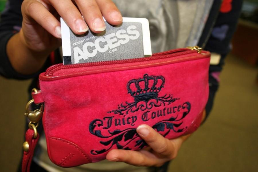 Welfare queens should not have Access cards