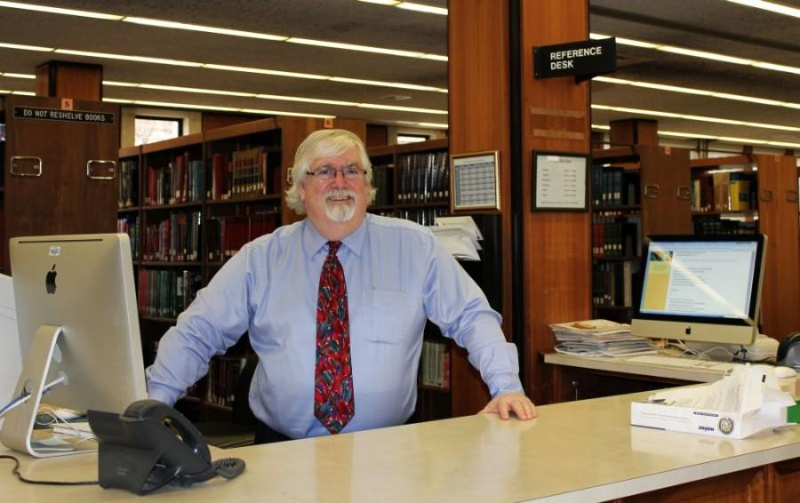 Unimportant Questions with Important People: John Stachacz, Dean of the Eugene S. Farley Library