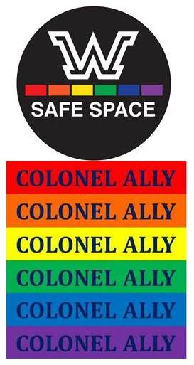 Safe Spaces allies provide safe, support  for LGBTQI community