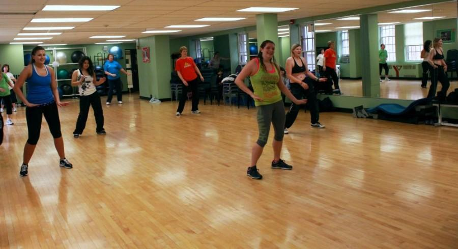Zumba a fitness trend of partying to weight loss