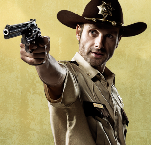 The Graveyard Shtick: A grave approach to… Rick Grimes