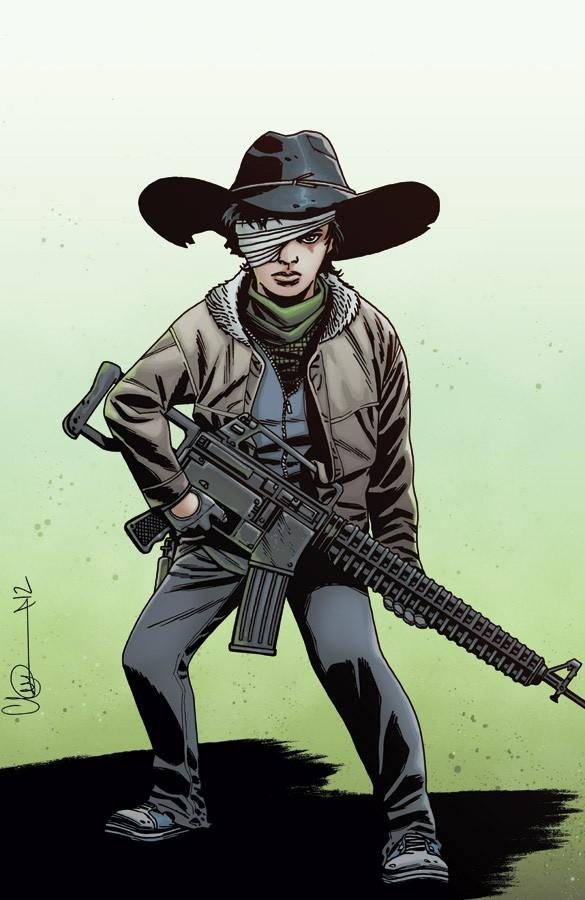 The Graveyard Shtick: A grave approach to... Carl Grimes