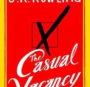 """The Book Report: """"The Casual Vacancy,"""" by J.K. Rowling"""