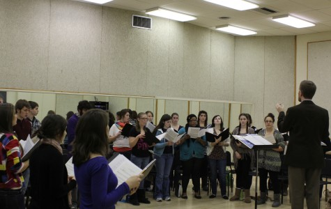 Chorus director scratches another item off bucket list with Christmas-themed events