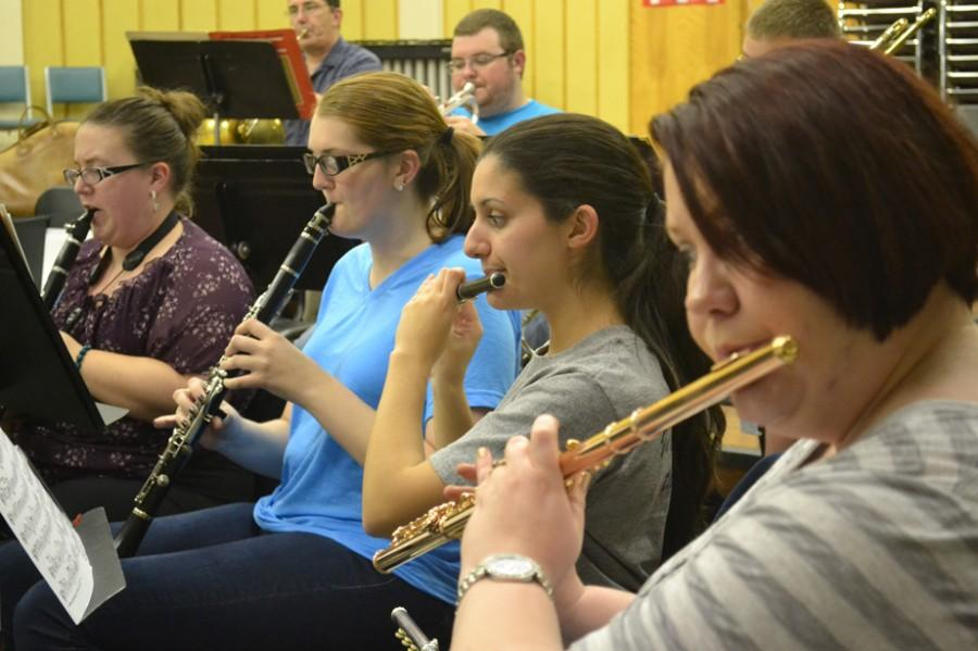 Wilkes musicians are ready to have a ball, literally