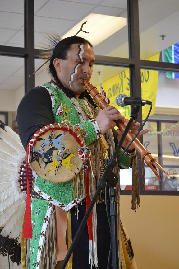 Native American Indian Month comes to Wilkes