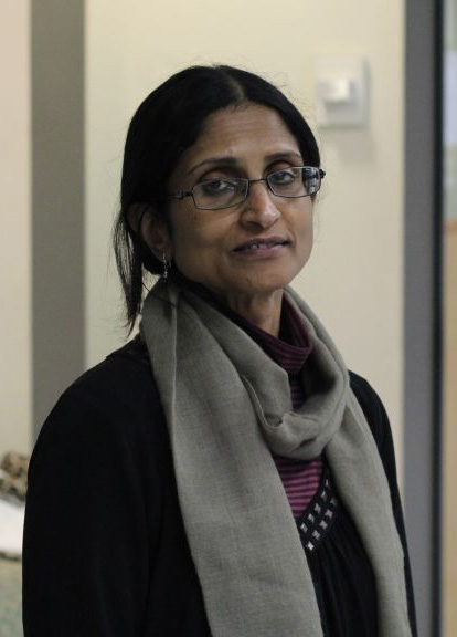 Sujata Nair-Mulloth sets emotions alight with Indian 'fire dance'