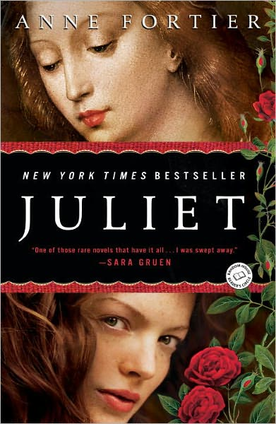 The Book Report: Juliet, by Anne Fortier