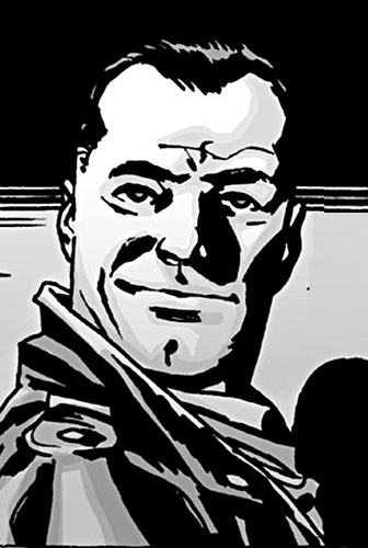 The Graveyard Shtick: Introducing Negan
