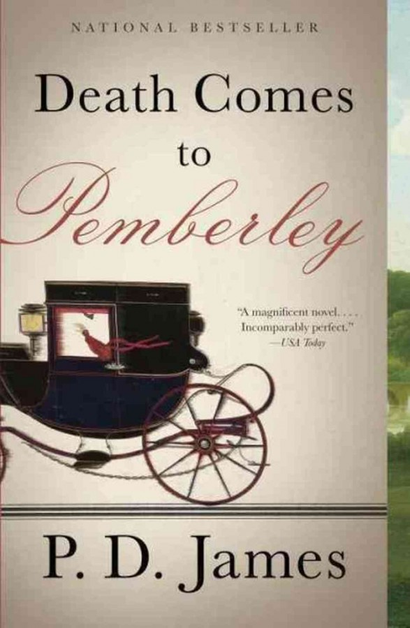 The+Book+Report%3A+%22Death+Comes+to+Pemberley%2C%22+by+P.D.+James