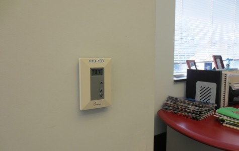 Air conditioning powered down throughout campus due to heat wave