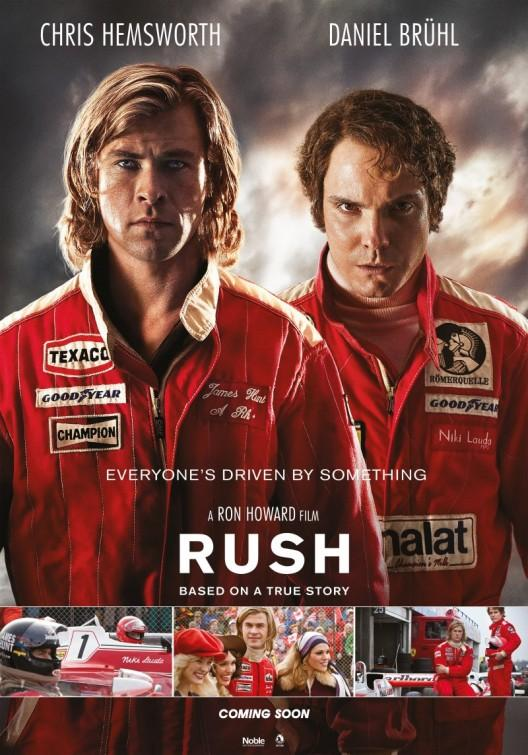 Riveting film 'Rush' energizes and entertains