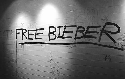 Free Bieber