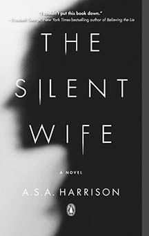 The Silent Wife by A.S.A. Harrison