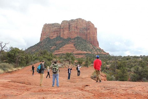 Arizona offers plenty of opportuities for exploring and photography, including this site in Sedona.