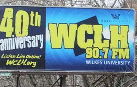 WCLH billboard