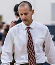 Former basketball head coach Jerry Rickrode