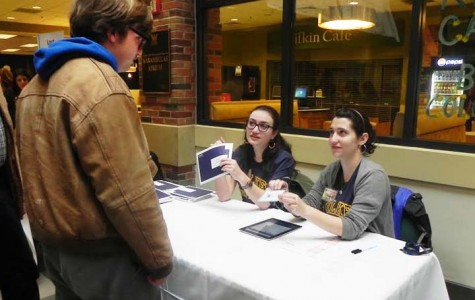 Every year accepted students and families are invited to a 'VIP Day' on the Wilkes campus. Families are welcome to go on  campus tours and talk with current students  about any questions they might have about studying at Wilkes in the fall.