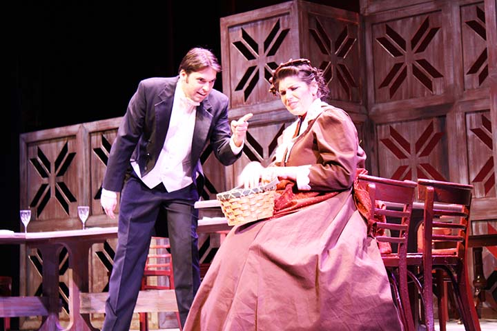 Theatre closes season with 'Check Out Chekhov'