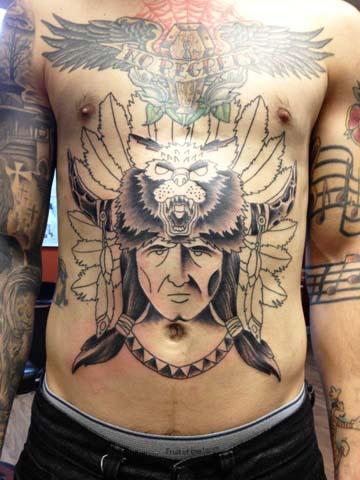 Are tattoos still taboo in 2014?